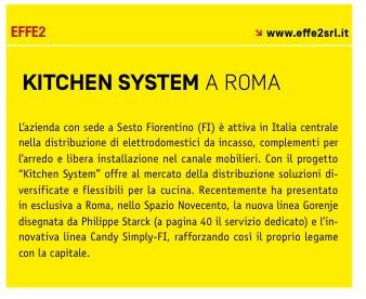 Effe2 sulla rivista Ambiente Cucina